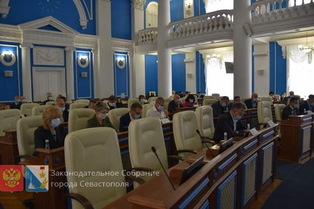 В заксобрании назвали Севастополь «бомбоубежищем от налогов»