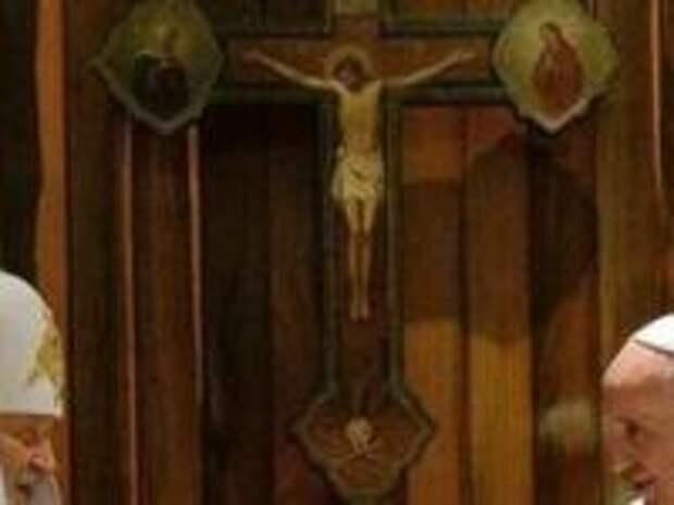 Почему христианская церковь раскололась на католицизм и православие?