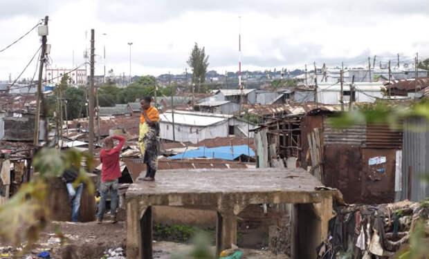 Трущобы Африки изнутри: путешественник свернул не туда
