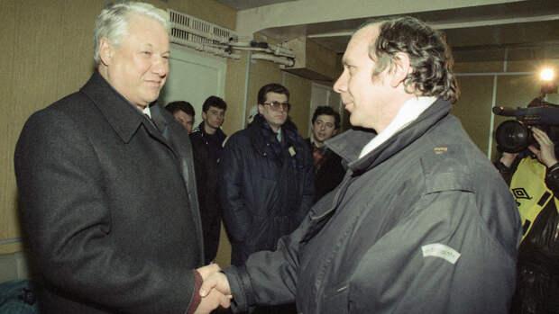 """Семшов: в """"Спартак"""" звали и Романцев, и Черчесов, и Карпин"""