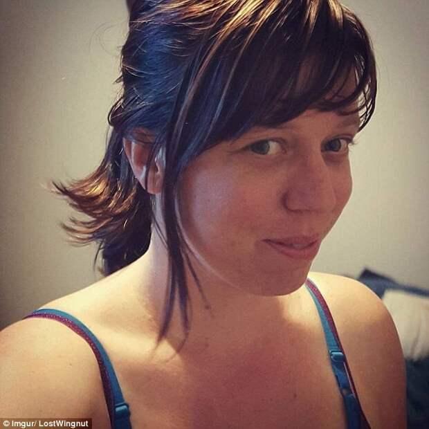 На этой фотографии Кристи 31 год и она чиста от наркотиков уже десять лет. жизненная история, мет, метамфетамин, наркоманка