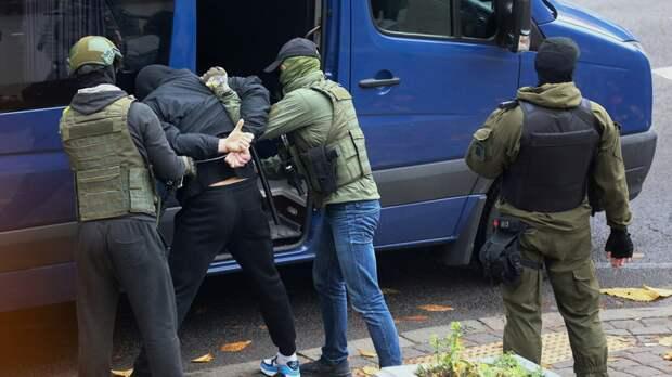 Протесты в Минске. 15.11.2020