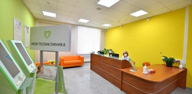 Детскую поликлинику в районе Бирюлёво Восточное введут в 2022 году