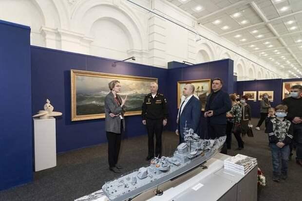 АО «ПСЗ «Янтарь» стал инициатором выставки о кораблестроении