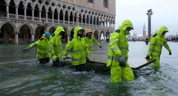 Гибель Венеции?