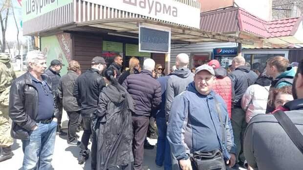 Ростовские бизнесмены назвали узаконенным бандитизмом ситуацию нарынках