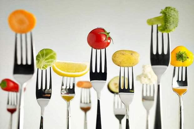 25 правил здорового питания