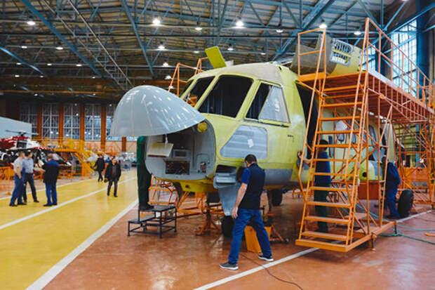 Игра престолов на Казанском вертолетном заводе: кто заменит Пустовгарова?