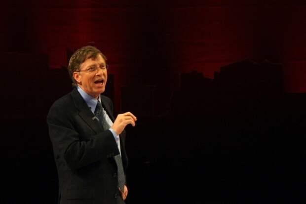 Бил Гейтс среди хороших книг для паршивого года особенно выделил труд о тех, кто рулит по жизни
