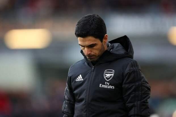 Артета: «Кадровую обойму «Арсенала» необходимо менять»