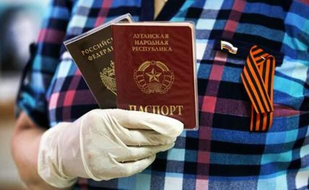 Донбасс должен вернуться домой