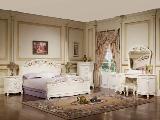 Белая мебель7