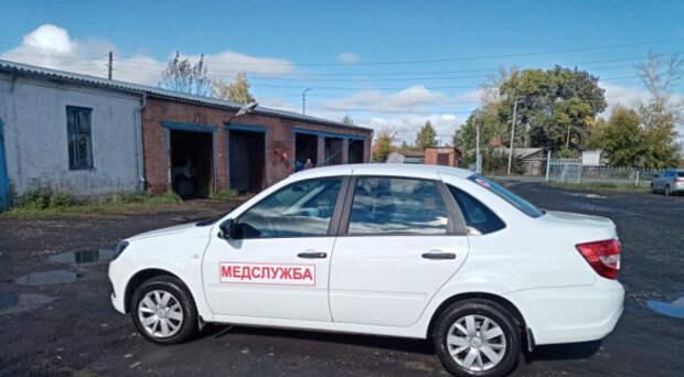 Более полусотни новых санитарных автомобилей поступило в медучреждения Новосибирской области
