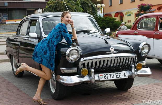 Почему люди ездят на старых машинах?