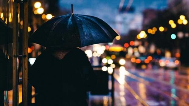 Облачность и небольшой дождь ожидаются в Москве 22 сентября