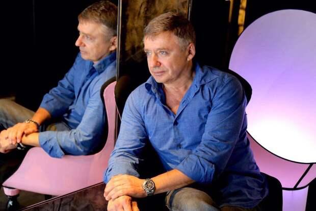 Антону Табакову исполнилось 60 лет