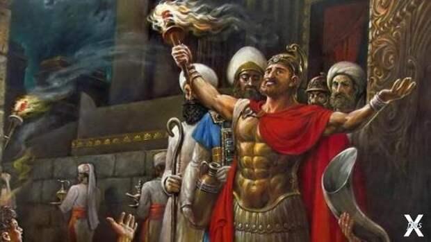 Бесценный исторический источник... Ветхий Завет
