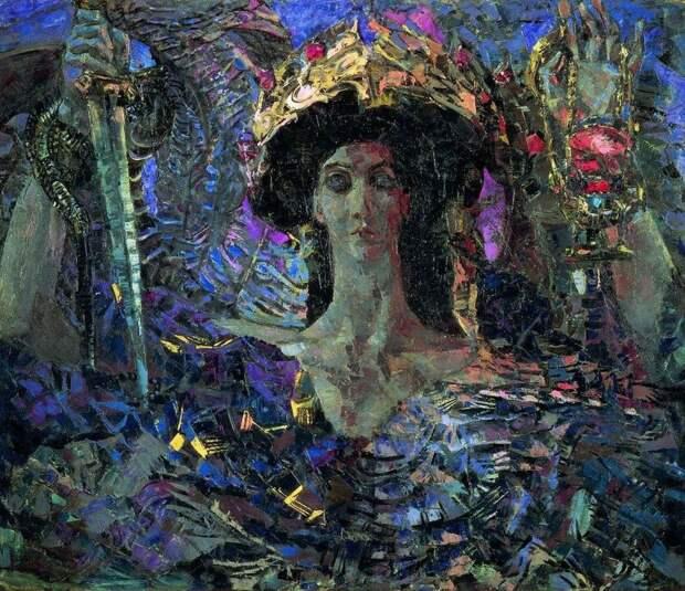 15 русских художников, которые сошли с ума. Михаил Врубель