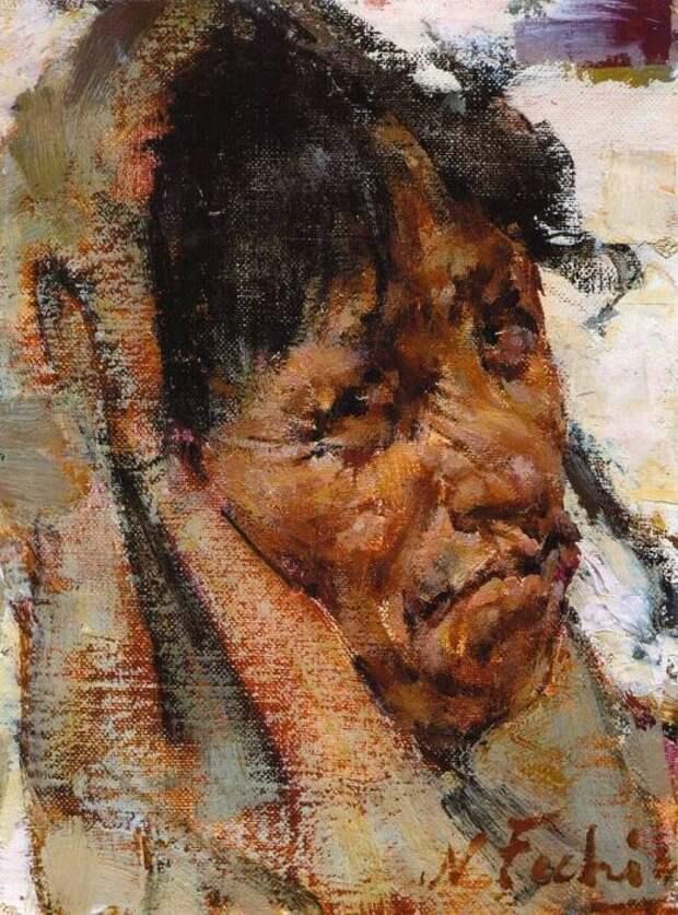 Мексиканский мужчина. /Фото: i.pinimg.com