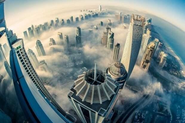 Впечатляющая роскошь Дубая