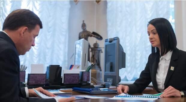 В Госдуме назвали бесхребетным свердловского губернатора