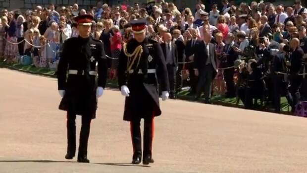 Смерть герцога Эдинбургского не прекратила вражду между принцами Уильямом и Гарри