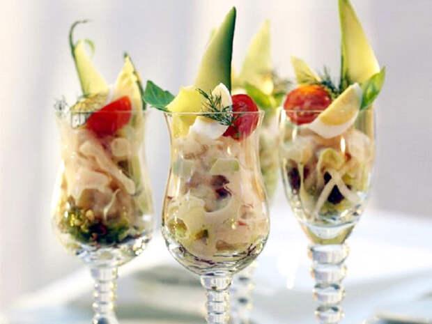 Новогоднее меню в год Петуха: 5 блюд для незабываемого праздника!
