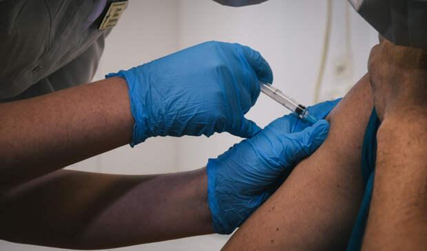 Приморцы смогут привиться откоронавируса без отрыва отшопинга