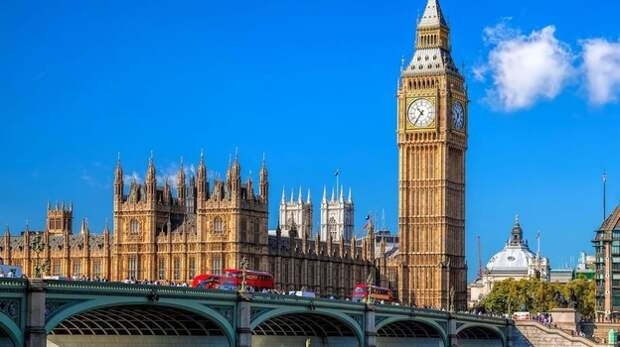 В Лондоне открестились от инцидента с эсминцем в Черном море