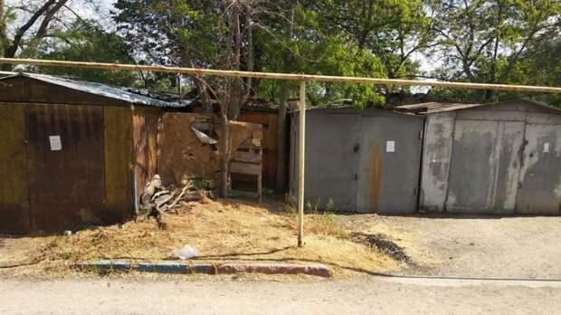 Вниманию владельцев гаражей, расположенных по адресу: Симферопольское шоссе / ул. Анюнаса, д. 34/35