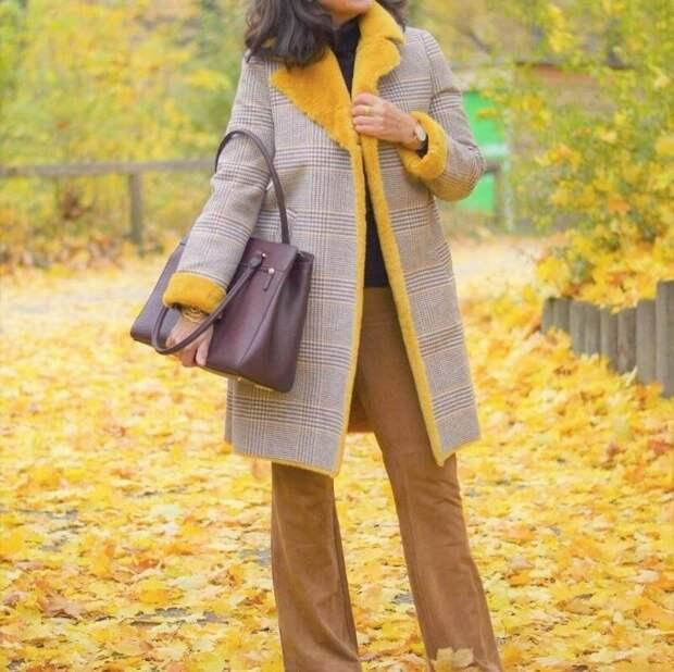 Как выглядеть стильно этой осенью: актуальные образы европейских модниц