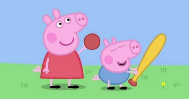 Китайские родители обвинили «Свинку Пеппу» в жестокости