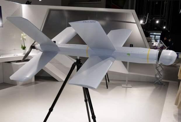 В России разработали первую в мире систему «воздушного минирования» на основе барражирующих боеприпасов