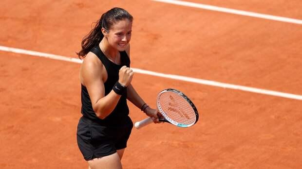 Касаткина победила Бенчич и вышла в 3-й круг «Ролан Гаррос»