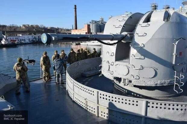 «Украина не создала ни одного корабля»: Бижев уверен, что ВМСУ не вынесут столкновения с РФ
