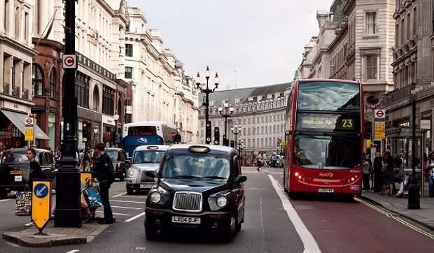 Лондон. Фото: Mos.ru