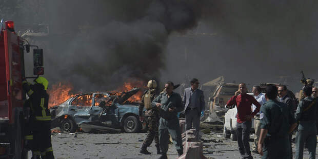 Четыре человека погибли от взрыва в Кабуле