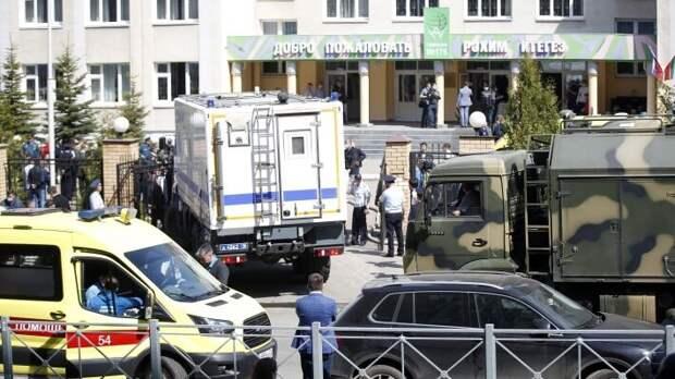 Психолог Армер поддержал усиление надзора за оборотом оружия после трагедии в Казани