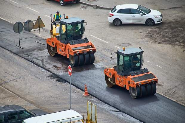 Москва выбрала для Крыма единственных подрядчиков ремонта дорог