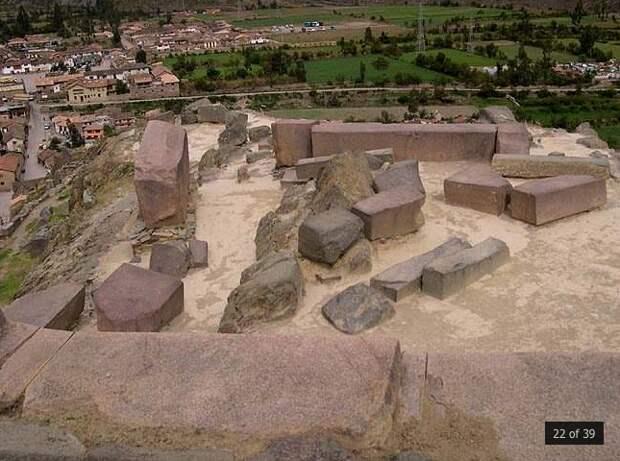 Ольянтайтамбо: две цивилизации и две логики. Впечатления историка-американиста