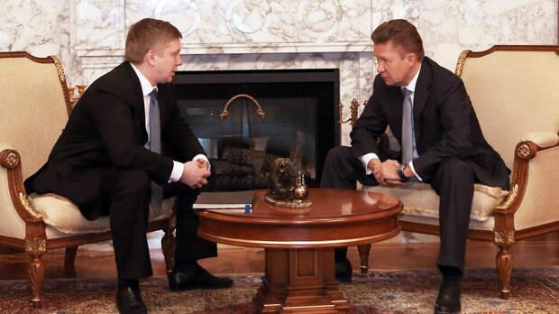 «Доили, доим, и будем доить...», - украинский «Нафтогаз» готовит новые иски к «Газпрому»…
