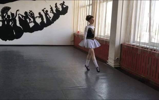 Чемпионка мира по ирландским танцам Алина Прасолова: Лучшими становятся сибиряки!