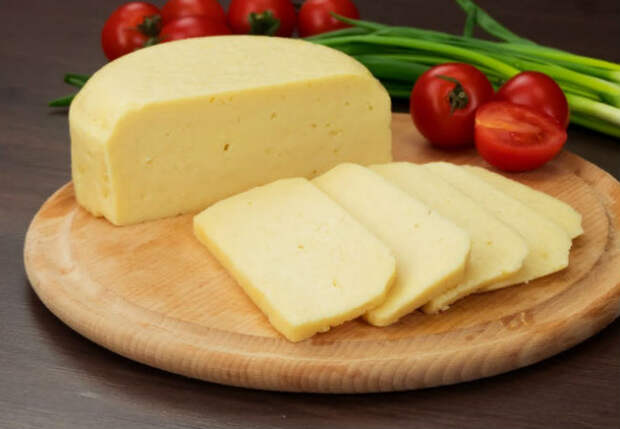 Твердый сыр из творога: готовим дома