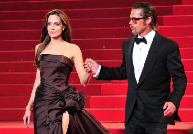 Война продолжается: Брэд Питт подал в суд на Анджелину Джоли