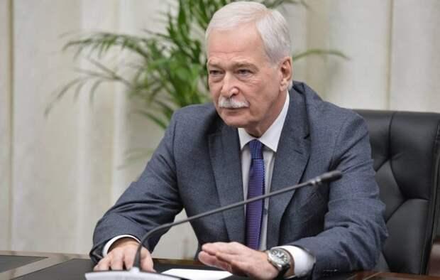 Борис Грызлов поздравил жителей Донбасса с годовщиной провозглашения ДНР