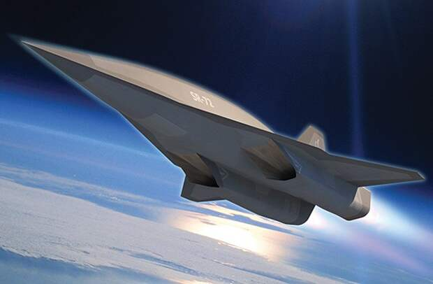SR-72. Изображение: Lockheed Martin
