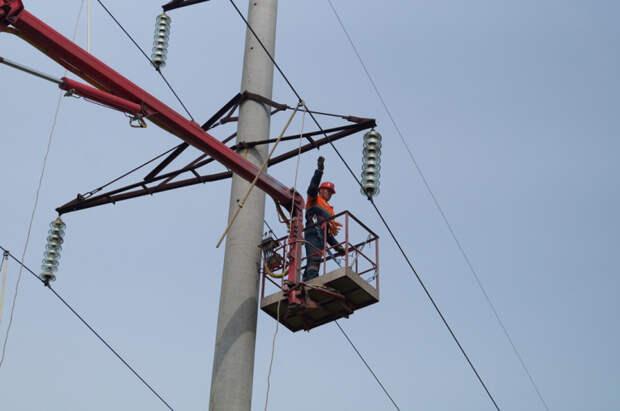 «Россети Кубань» завершила ремонт крупной ЛЭП в Павловском районе