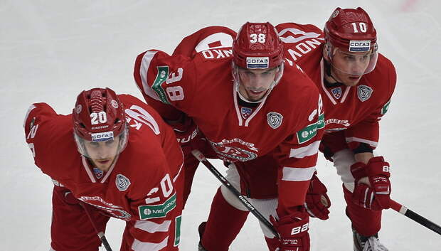 Подольский ХК «Витязь» сразится с командой из Екатеринбурга на домашнем льду