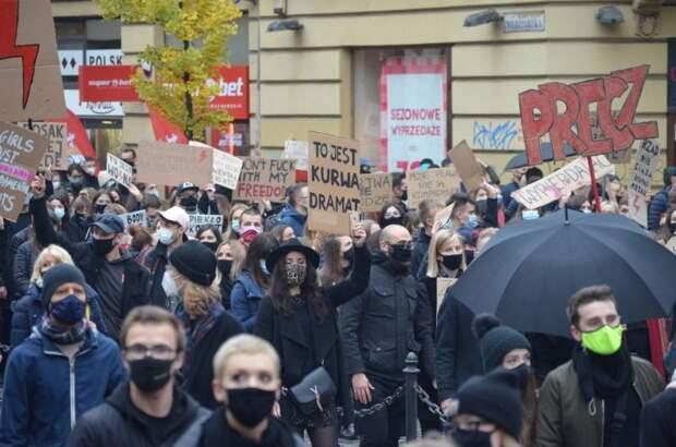В Польше: Наибольшая угроза для нашей страны – деятельность России