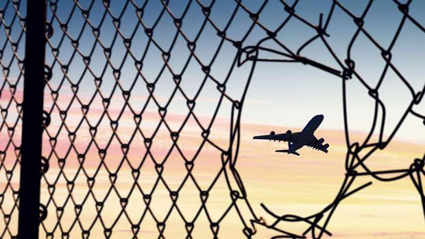 В США два самолета столкнулись при посадке